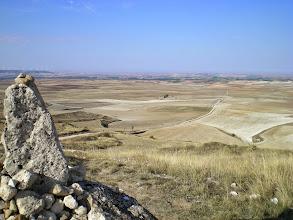 Photo: Etapa 14. Camps de cereals. Tierra de campos !.