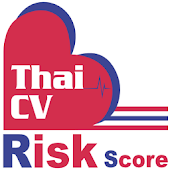 Thai CV risk calculator