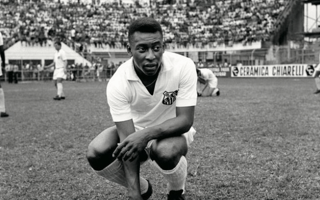 pele Football career