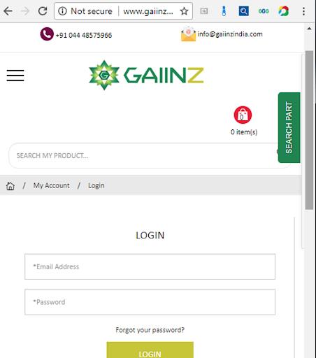 gaiinzindia marketing screenshot 4