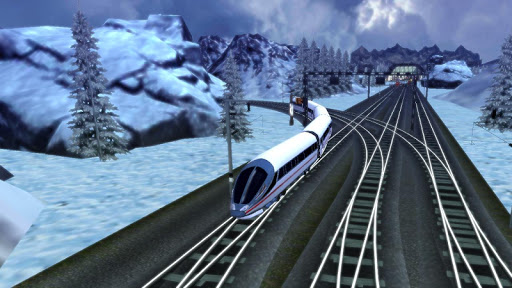 Euro Train Racing 2018 1.4 screenshots 7