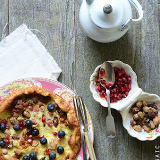 15-Minute Dutch Baby Pancake for One {Gluten-Free} Recipe