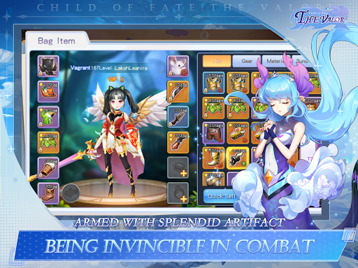 THE VALOR: Child of Fate filehippodl screenshot 10
