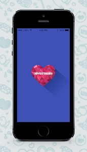 Lovestream- Send more Love screenshot 0