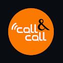 Call & Call - Orange icon
