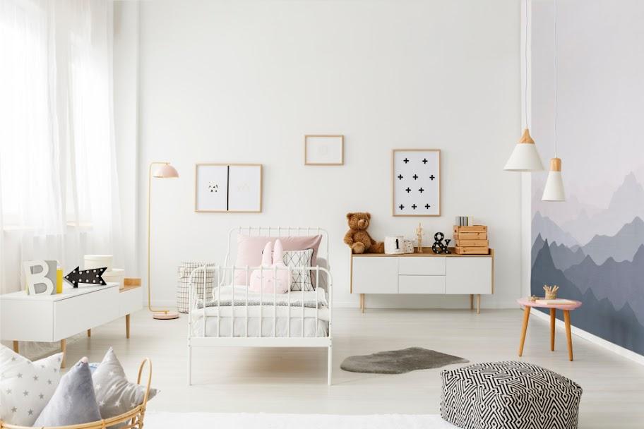 dormitorio infantil neutro
