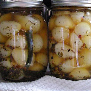 Marinated Jalapenos