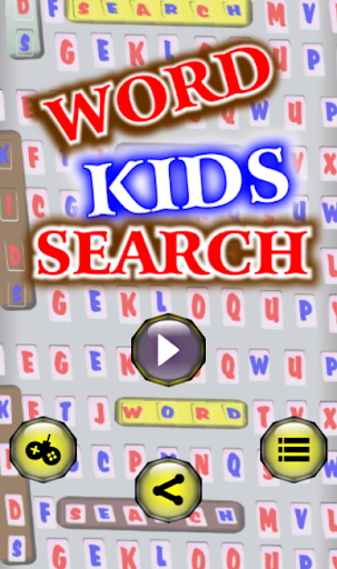 Word Kids Search