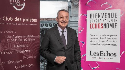 Colloque Les Echos x Club des Juristes