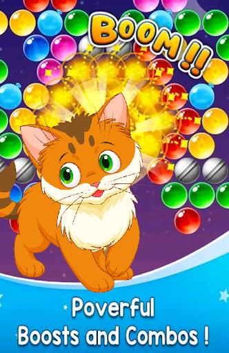 Bubble New Cat android2mod screenshots 1