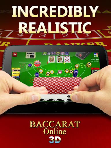 Baccarat Online 3D Free Casino 3.5.0 screenshots 6