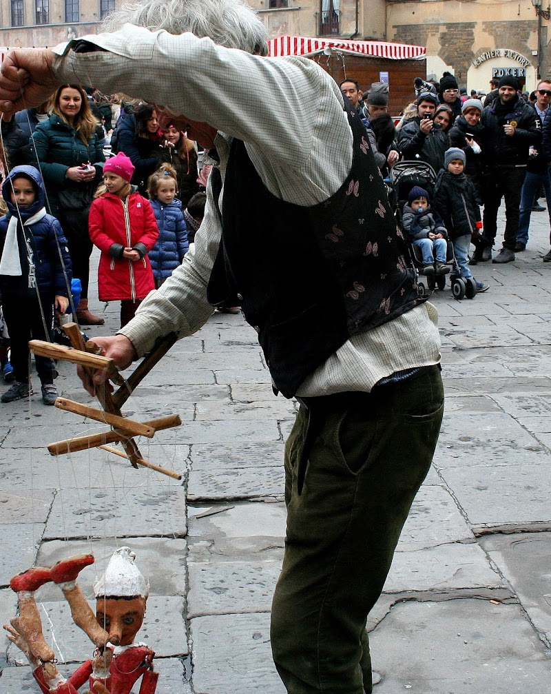 Spettacolo in piazza di Andrea F