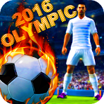 Free Kicks Rio 2016 Olympics Icon