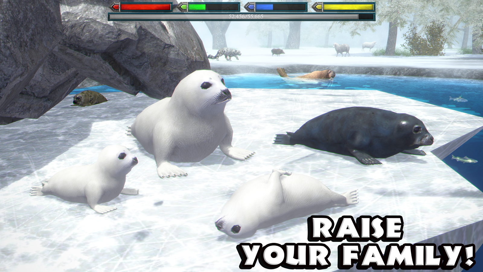 Ultimate Arctic Simulator- screenshot