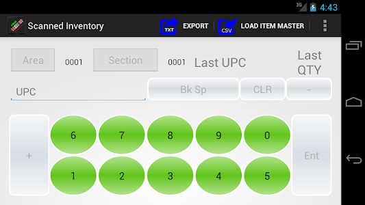 External Scanner Inventory screenshot 7