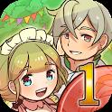まんぷくマルシェ 放置&料理ゲーム icon