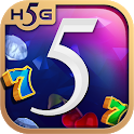 High 5 Casino: The Home of Fun & Free Vegas Slots icon