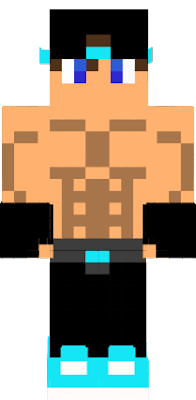 Musculoso Nova Skin - Skin para minecraft pe de hombre