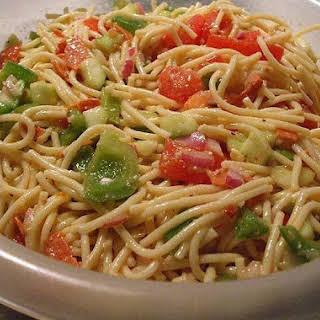 Cold Spaghetti Salad Recipes.