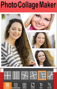 Collage Photo Photo Editor Color Splash Effect Alkalmazasok A