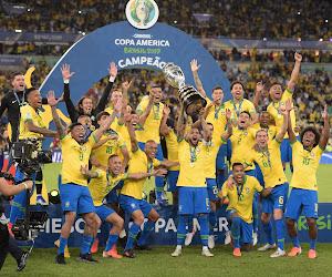 Le Brésil ne boycottera finalement pas la Copa America
