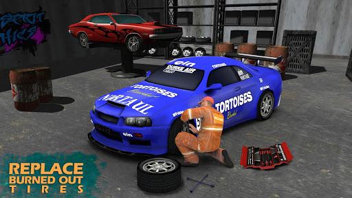 Sports Car Mechanic Workshop 3D 1.5 2