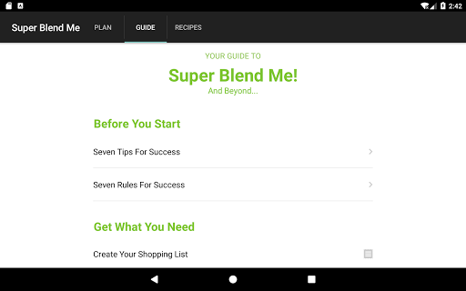Screenshot for Super Blend Me in United States Play Store