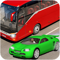 Highway Traffic Car Racer icon