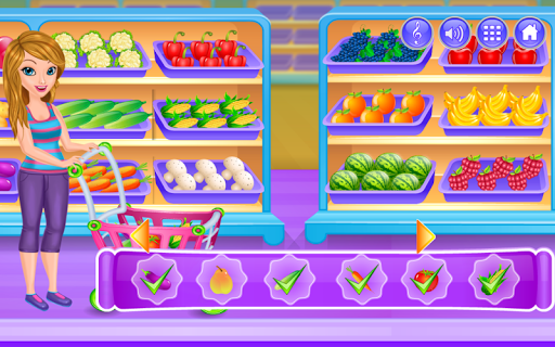 Supermarket Game For Girls 1.1.12 screenshots 12