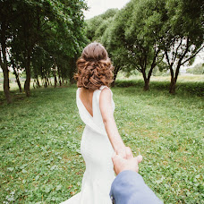 Wedding photographer Alena Muratova (inthread). Photo of 20.07.2016