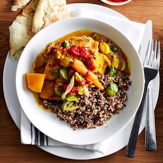 Moroccan Chicken Quinoa Recipes.