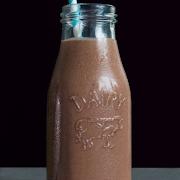 Chocolate Fudge Brownie Shake