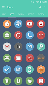 Nevio - Icon Pack v1.5