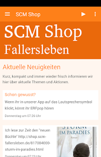 SCM Shop Fallersleben- screenshot thumbnail