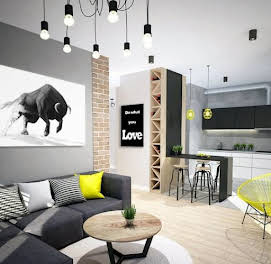 Appartement 4 pièces 77,66 m2