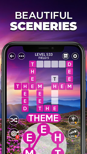 Wordscapes screenshot 3