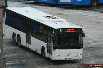 Photo: #25741: CV 66808 hos Nettbuss i Drammen, 14.01.2013.