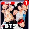 BTS Wallpaper KPOP HD icon