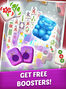 Mahjong City Tours: Free Mahjong Classic Game Screenshot