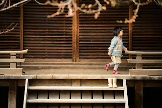 """Photo: This photo appeared in an article on my blog on Feb 25, 2013. この写真は2月25日ブログの記事に載りました。 """"More Budding Plum From the Kitano Tenmangu Shrine"""" http://regex.info/blog/2013-02-25/2216"""