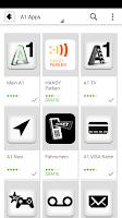Screenshot of A1 Apps