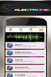 Electronic Music Radio - náhled