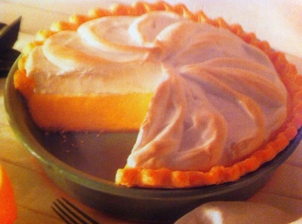 My Mama's Lemon Meringue Pie Recipe