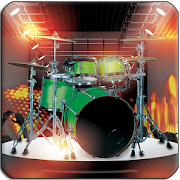 Drum Hero (rock music game, tiles style)