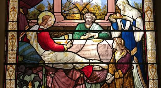 Saints Martha, Mary and Lazarus