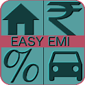 Easy EMI,PPF Calculator icon