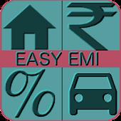 Easy EMI,PPF Calculator