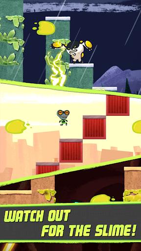 Ben 10 - Super Slime Ben: Endless Arcade Climber filehippodl screenshot 3