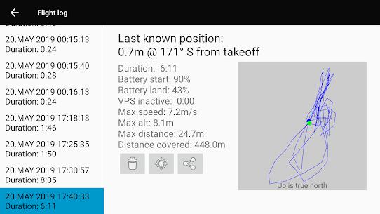 Tello FPV – Control the Ryze Tello drone FPV + RTH 1.8.5 Download APK Mod 3