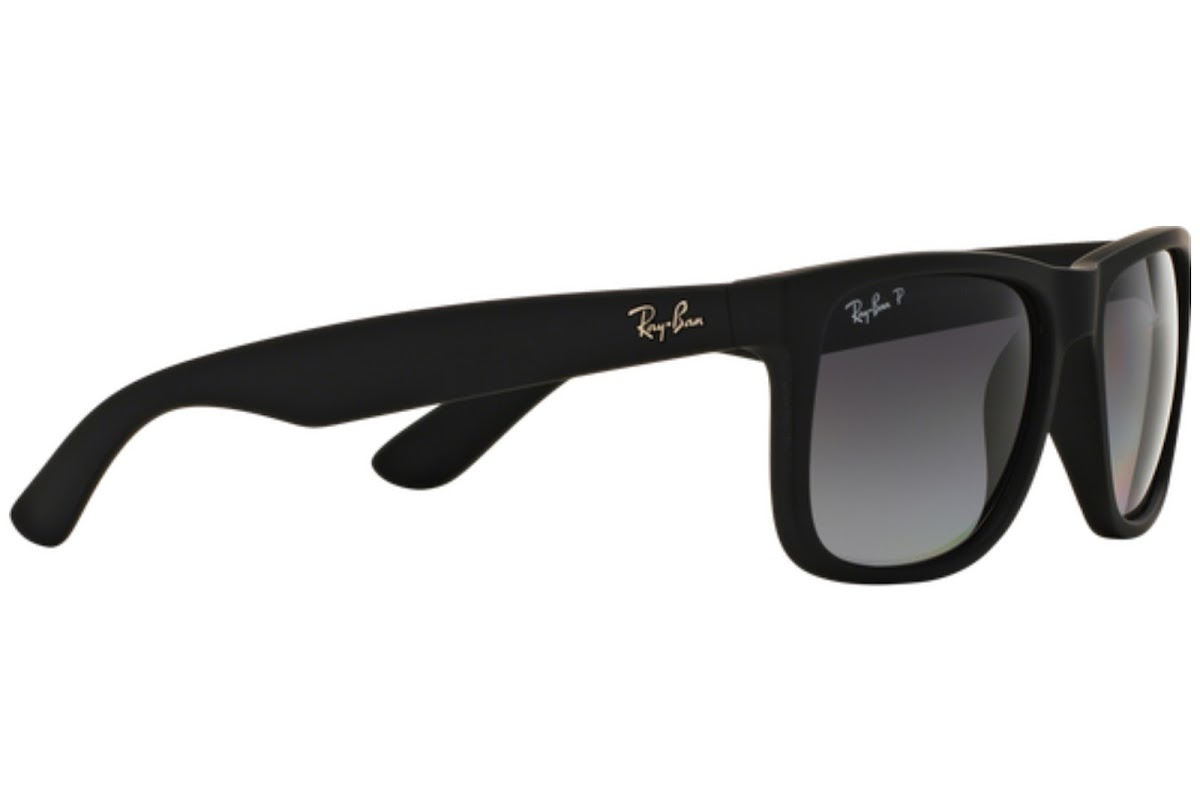 Buy Ray Ban Justin Rb4165 C55 622 T3 Sunglasses Blickers